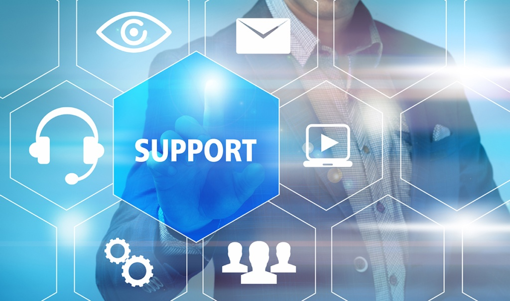 Support technique par videologic